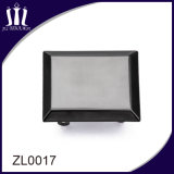 Étiquette élevée en métal de Qualtiy d'approvisionnement de Dongguan pour le sac de qualité