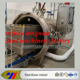 Vapore Heating Sterilization Retort per Packing Food