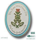 Supporto di distintivo su ordinazione di disegno della barretta del metallo (W-60)