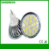 Ce caliente RoHS de la luz del punto de las ventas LED