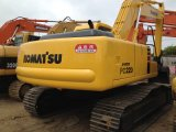 KOMATSU utilisée PC220-6, excavatrice hydraulique de chenille