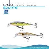 釣り人の選り抜き学校の魚棒の餌Vmc三重のホック(SSB160190)との浅い釣魅惑