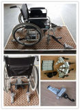 X-801-1 휠체어는 시스템을 아래로 맨다