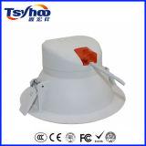 Cubierta plástica buen 5W barato 300lm LED Downlight