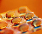 Huile de poisson de raffinage certifiée par GMP, huile de poisson d'Omega 3 (50/20 EE), huile de poisson naturelle