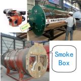 Nuovo Stato e Petrolio-Fired 8ton 10 Ton Fast Packaged Steam Boiler