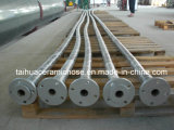 Hoch Ceramic Rubber Hose Tragen-Resisting für Power Plant