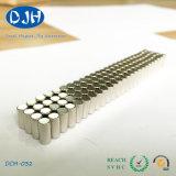 ímã material magnético permanente de NdFeB do Neodymium de 4.3*9 milímetro Stinered