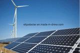 planta do painel solar de painéis 260W solares a melhor para o repouso