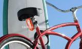 Traqueur du vélo GPS pour le rail de bicyclette