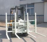 Escolhir/alimentador dobro da pálete para o Forklift