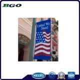 Холстина знамен гибкого трубопровода PVC Frontlit (300dx500d 18X12 400g--650G)
