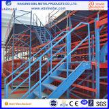 Het metaal Mezzanine van de Opslag van het Pakhuis van Vloeren 2-3 Rekken met Ce Cert