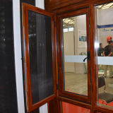 Buntes Aluminiumflügelfenster-Fenster des profil-Kz246 mit Bildschirm