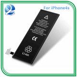 AppleのiPhone 4Sのための3.7Vリチウムポリマー携帯電話電池