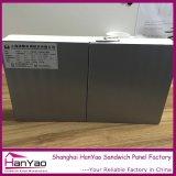 Gewölbte thermische Isolierpolyurethan PU-Panel-Zwischenlage