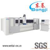 기구 유리를 위한 수평한 CNC 유리제 테두리 기계