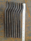 HRB335 versterkte Misvormde Rebar van de Staaf van het Staal