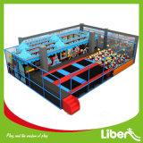 2015 Hot Sell Gymnastics Gran Trampolín Park, Trampolín Olímpico