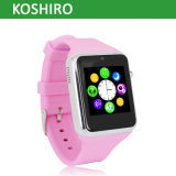 Intelligent Bluetooth Watch Mobile Phone avec slot pour carte SIM
