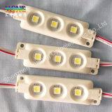 Nuevo módulo de SMD5050 LED con el módulo impermeable de la lente