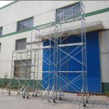 Échafaudage approuvé sûr de systèmes de GV pour la construction
