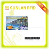 Kundenspezifisches Size Magnetic Stripe Membership PVC Card mit Uid Numbers