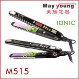 Preço profissional do calefator de M515 MCH da máquina do ferro do cabelo