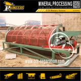 Equipamento de fatura mineral da seleção da maquinaria da areia tela móvel do cilindro da areia