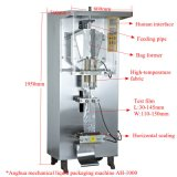 Máquina de rellenar vertical automática aprobada del Ce, empaquetadora líquida