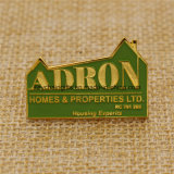 Distintivo di Pin di marchio di Promotion Custom Metal Enaml Company