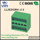 Ll2edgrh-2.5 Pluggable 끝 구획 연결관