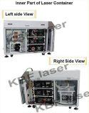 Сварочный аппарат лазера Transmision волокна 60With200With300/400W YAG гибкий для металла