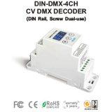 5 anni della garanzia LED di decodificatore del cv DMX/Rdm
