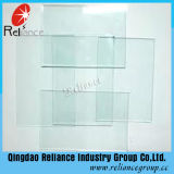 vidrio de hoja claro de 1.3-1.8m m/marco de cristal de la foto/vidrio de hoja claro de cubierta del reloj