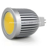 6W GU10/E27 COB LED Spotlight