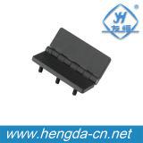 Cerniera normale Yh9324/cerniera celata in lega di zinco colore nero