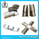 Изготовленный на заказ магнит кольца редкой земли размера и формы постоянный