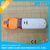 programa de lectura de 125kHz RFID con la comunicación androide del USB del micr3ofono