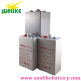 Ricaricabile 2V2000ah OPzV Gel Batteria per energia solare