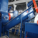 PET pp. überschüssiger Plastikfilm, der waschende trocknende Produktions-Maschine aufbereitet