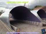 Q235 Corrugated Steel Pipe Culvert für Sale