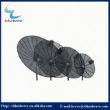 Antenne satellite 180/210/300/500cm de maille