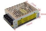 fonte de alimentação interna do interruptor de 60W 12V para o módulo do diodo emissor de luz com Ce