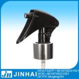 24/410 mini disparador plástico transparente para el líquido con el interruptor