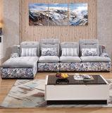 2016最新の新しいデザイン現代簡単な木のソファーの舞台装置