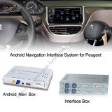 Android Navigation Interface Box for Peugeot 208, 2008, 408, 508 Touch or 1080P