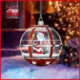 [سنتا] كلاوس [رووند بلّ] شكل يعلّب [لد] مصباح لأنّ عيد ميلاد المسيح