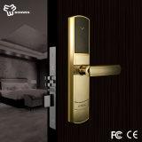Sistema eletromagnético inteligente do fechamento de porta do hotel da liga RFID do zinco