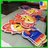 Advertizingのための卸売PVC Board紫外線Printing